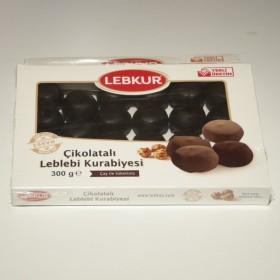Çikolatalı Leblebi Kurabiyesi